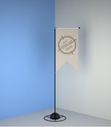Porte-Fanion 209 ou 259 cm